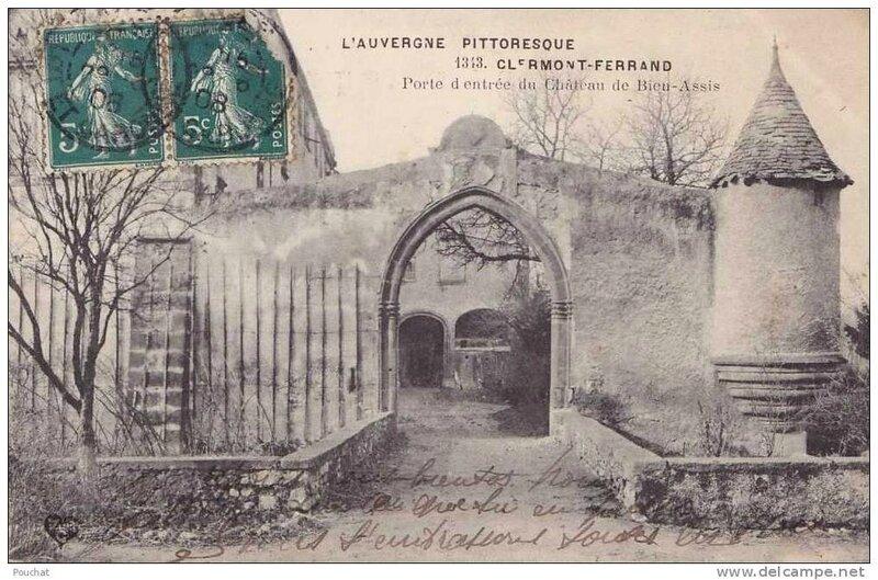 clermont Bien-Assis bâtisse