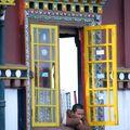 Gompa à Darjeeling