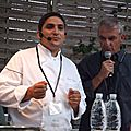 FESTIVAL INTERNATIONAL DE LA GASTRONOMIE - MOUGINS - SEPT.2009