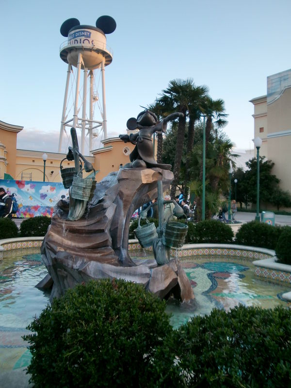 Voici maintenant les Disney Studios !