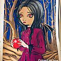 Halloween coloring book - jasmine becket-griffith (4)