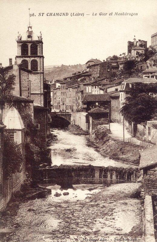 église St-Pierre vue du Gier (3)