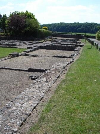 caerleon site romain