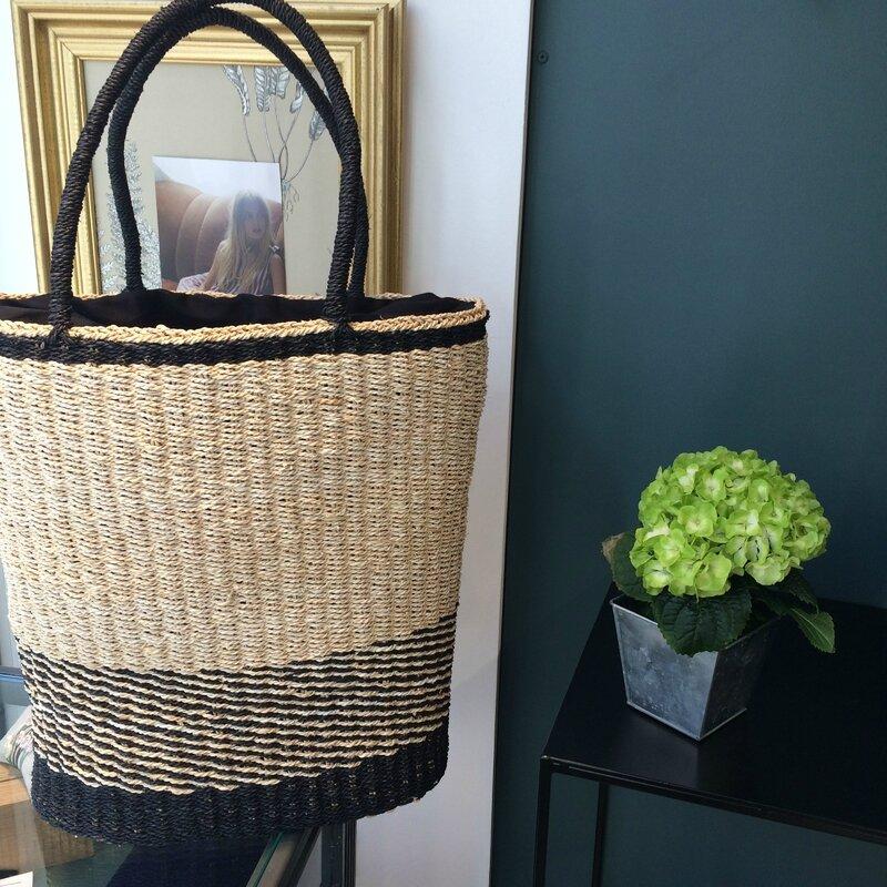 Panier Beck Söndergaard collection printemps été 2016 Boutique Avant-Après 29 rue Foch 34000 Montpellier