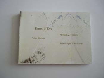 Eaux d'Eve - livre d'artiste