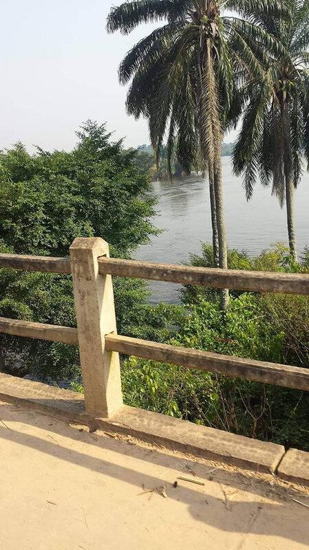 kasai central pont sur lulua