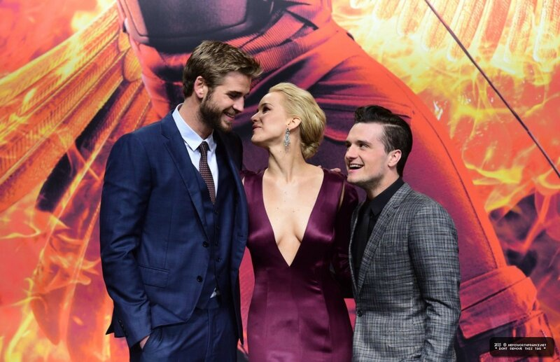 Hunger Games_Mockingjay Part 2 - Berlin Premiere 04
