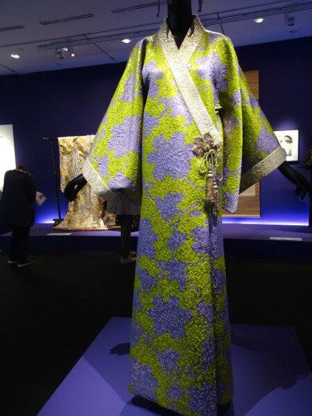 Kimono du soir Yves St L