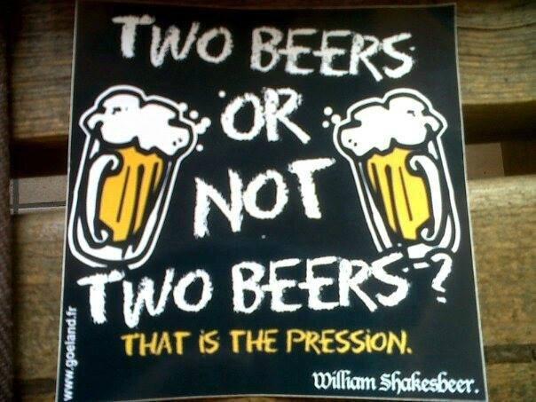 Bière Shakespearienne
