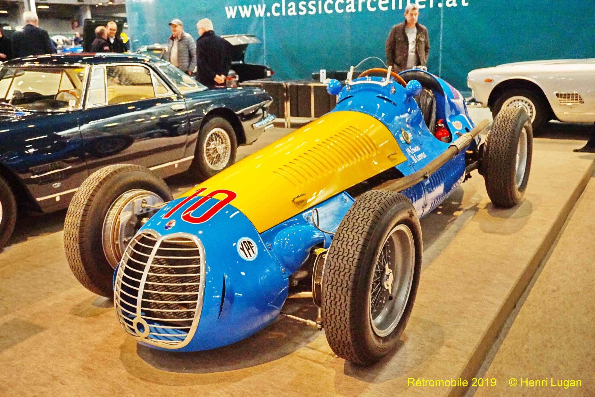 Maserati 4 CLT (ex