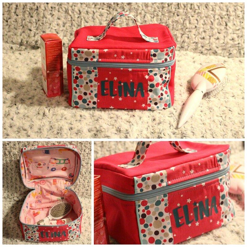 -Collage vanity ELINA