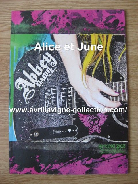Catalogue promotionnel Abbey Dawn-printemps 2012