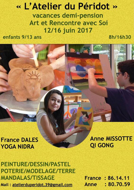 Affiche pour stage juin 2017 - copie 4