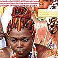 Célèbre femme marabout voyante beninoise tchagou winri
