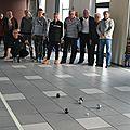 Des joueurs de lei rima ont testé les boules souples.