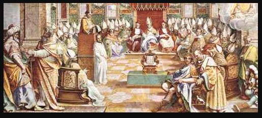 Constantin 1er Concile de Nicée