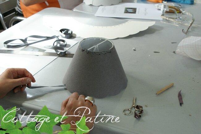 Cottage et Patine stage abat jours (14)