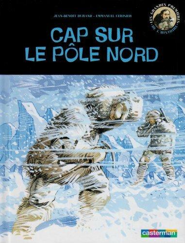 Cap sur le Pôle Nord couv