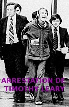 1972-arrestation de Timothy Leary