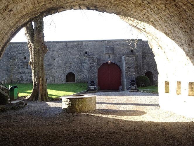 00 citadelle Dinant entrée