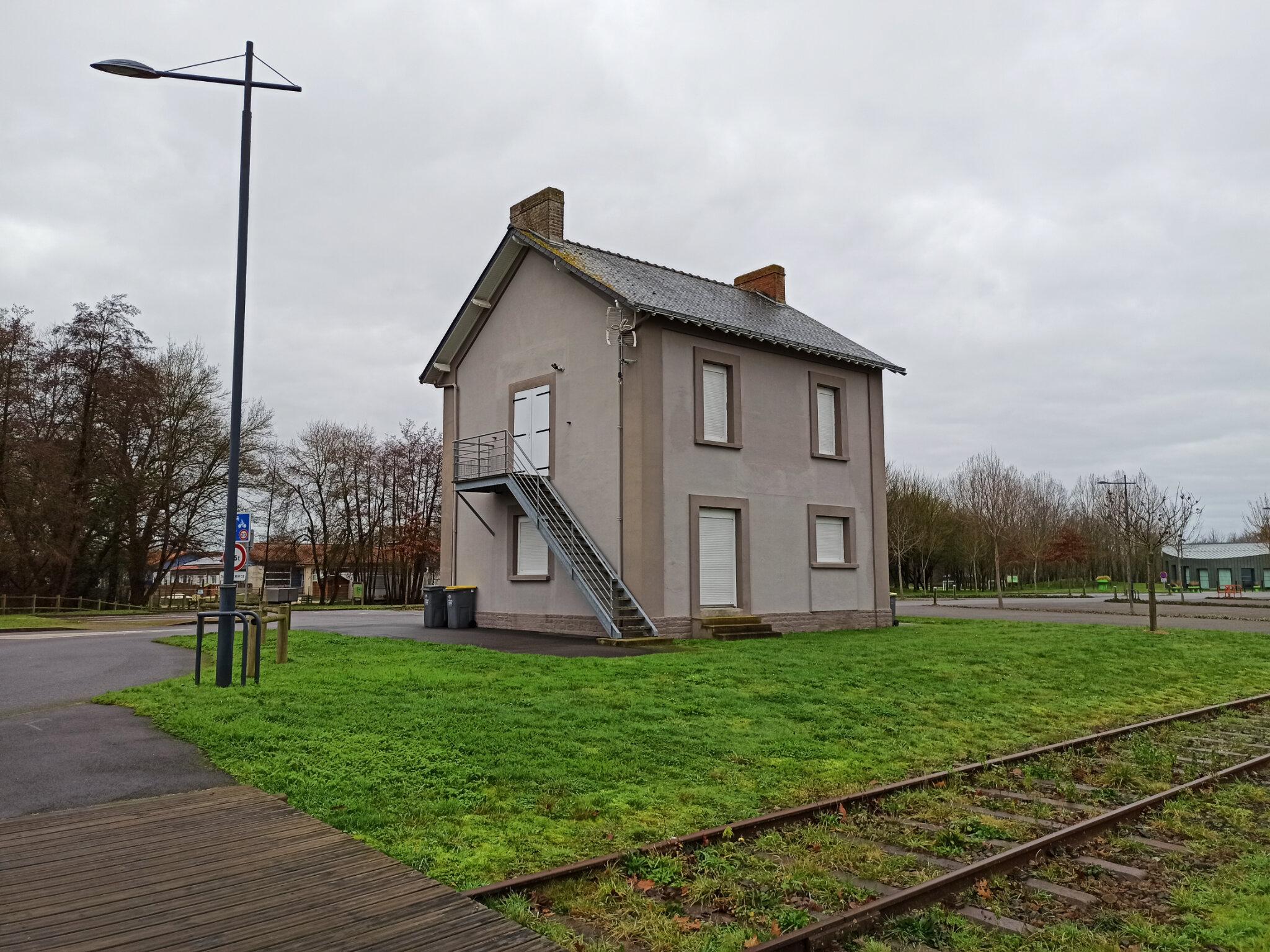 Chéméré - Arthon (Loire-Atlantique - 44)
