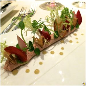 Duck Pâté Salad (1)