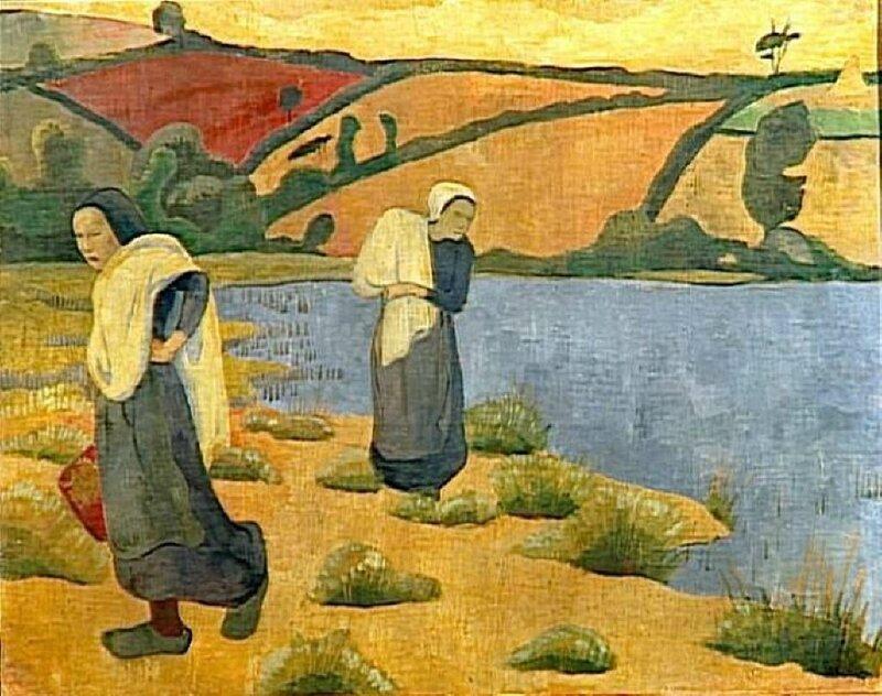 serusier-leslaveuses-a-la-laita-1892