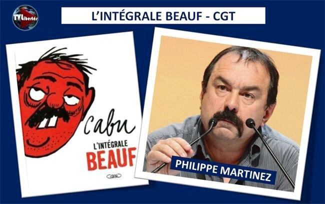 Beauf de Cabu - Philippe Martinez