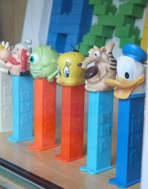 pez collection