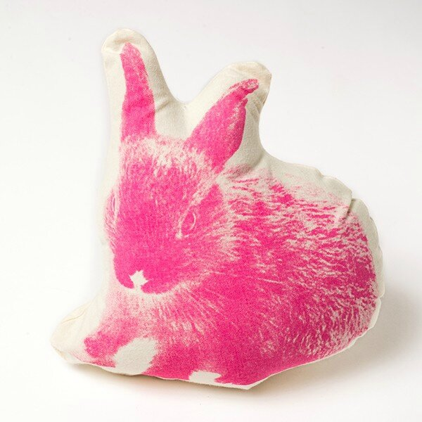 coussin-areaware-lapin-rose