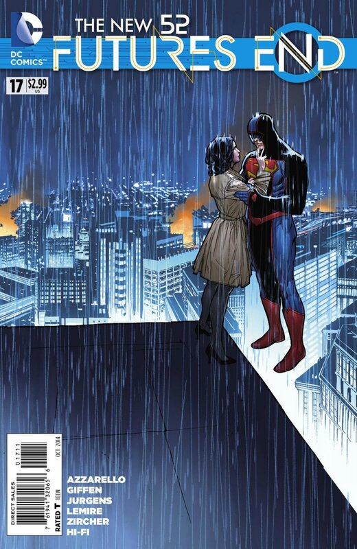 new 52 futures end 17