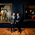 Rijksmuseum in amsterdam opens 'rembrandt-velázquez. dutch & spanish masters'