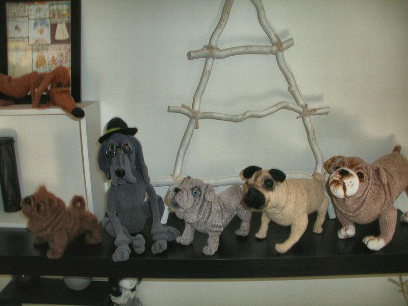les chiens de Nata331