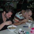 Avec Arnaud à Kaohsiung
