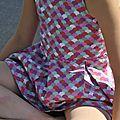 Une blouse estivale