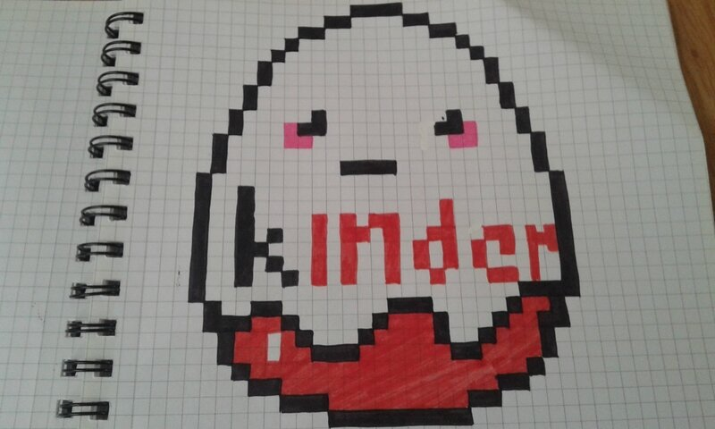 Pixel Art Bricolages De Maryline