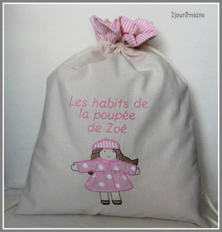 sac poupée Zoé