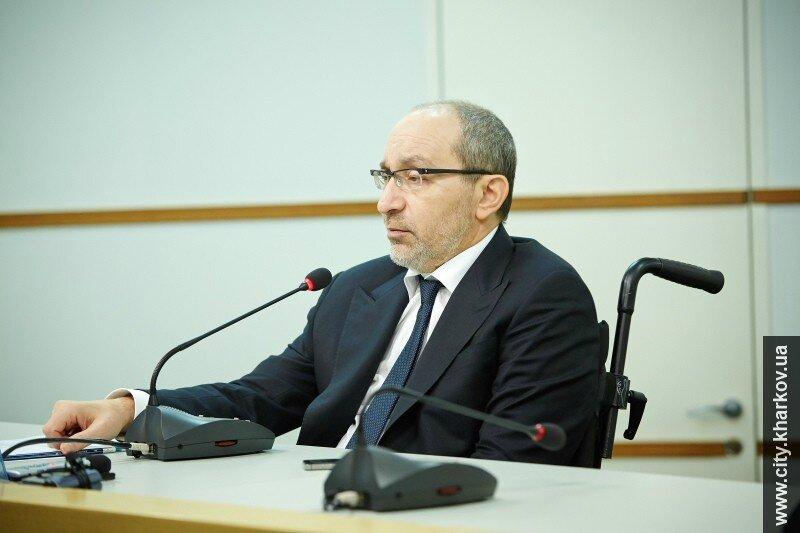 Kernes à la conférence de presse - 06.08.2014