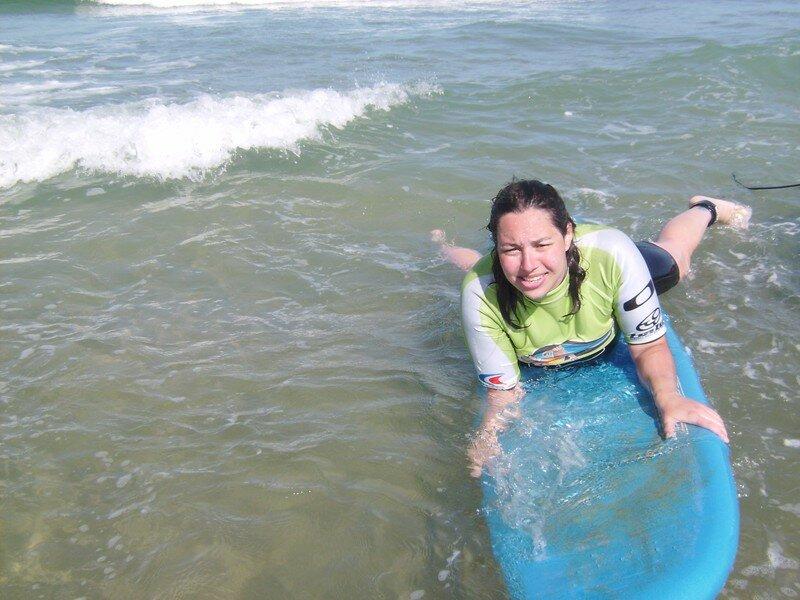 Surfing ju