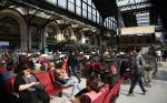 bib éphémère Paris Gare de Lyon