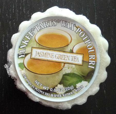 tart jasmine green tea