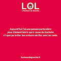 Humour ps