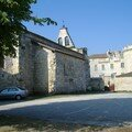Eglise et château de Flamarens