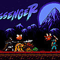 Test de the messenger - jeu video giga france