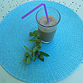 Smoothie menthe/pomme