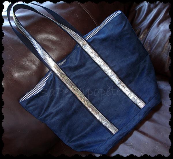 sac bleu nuit pailleté2