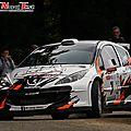Rallye Vosgien 2014