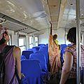 wagon 1° classe train à Dire Dawa
