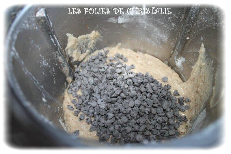 Muffins okara pepites 9
