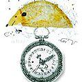Jeanne petit, horloges